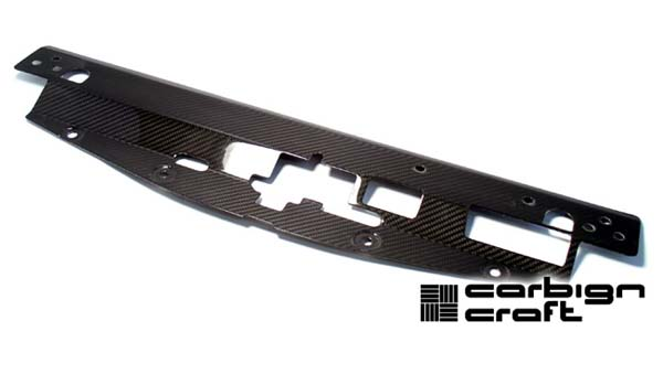 Carbign Craft radiator cooling plate – EVO 7/8
