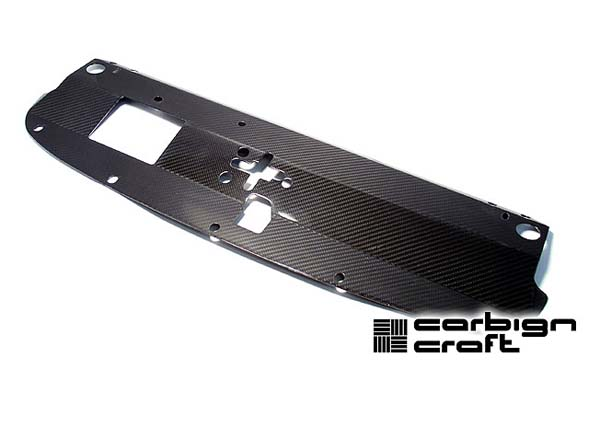 Carbign Craft radiator cooling plate – Honda S2000