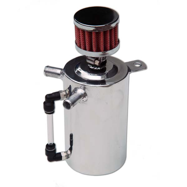 Oil catch can DPR 0.5L w/breather filter