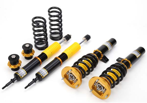 DPR coilover suspension Track Spec – G100 Charade