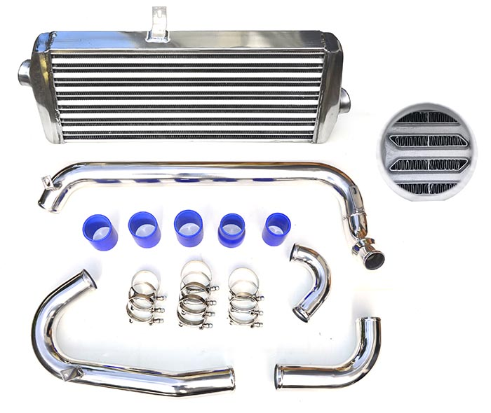 DELTA FIN intercooler kit – EVO 1-3 and GSR