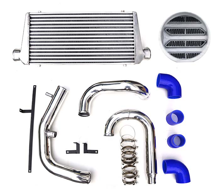 DELTA FIN intercooler kit – EVO 7-9