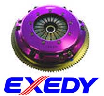 Clutch kit Mitsubishi EVO 4 Exedy Sports Tuff HD