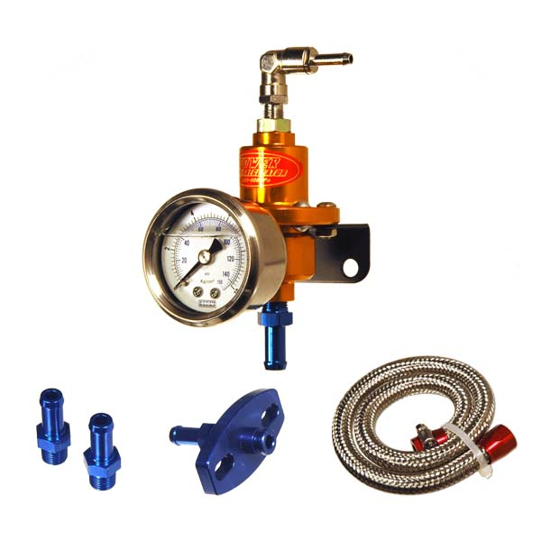 DPR Power Fuel Pressure Regulator Super Kit 1