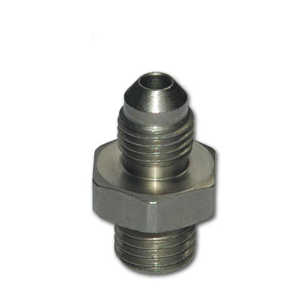 DPR -4AN to M10x1.5 adaptor fitting