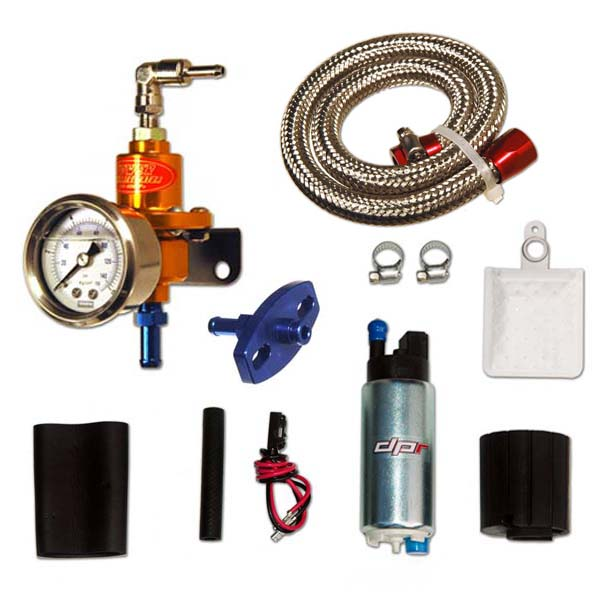 DPR fuel upgrade kit (stage 2 plus)