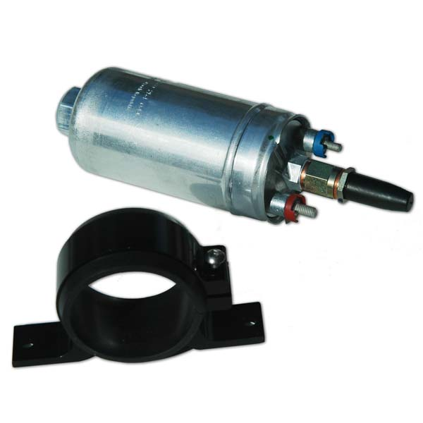 Bosch 044 700HP external fuel pump w/ bracket