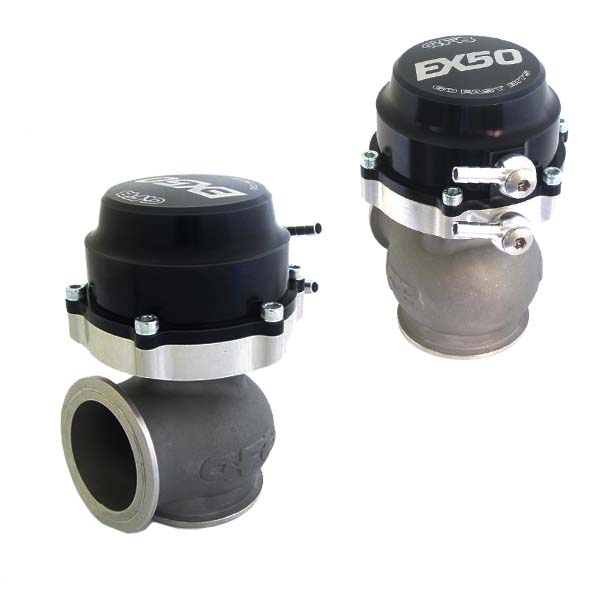 GFB EX50 50mm V-band wastegate