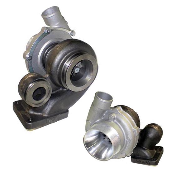 Garrett GT3037s / GTX3037s ball bearing turbo EVO4-8 TD05
