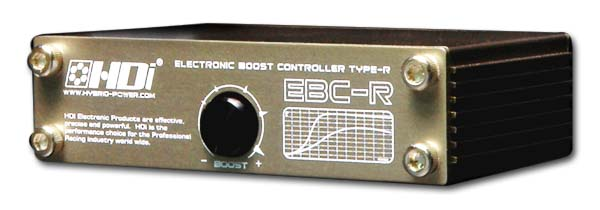 Hybrid electronic boost controller type EBC-R