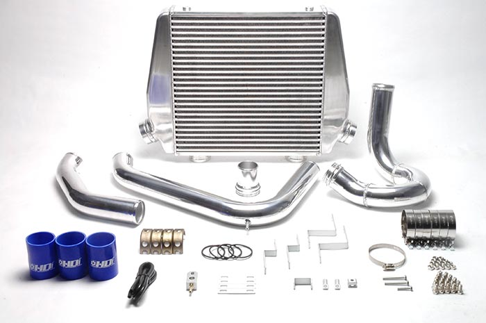 Hybrid GT2 PRO intercooler kit – Falcon BA BF XR6