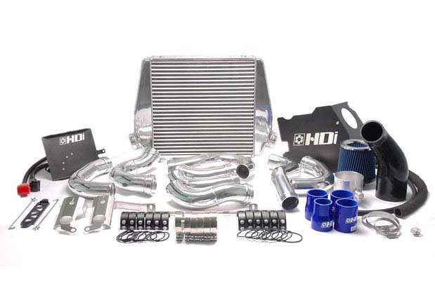 Hybrid Stage 3 intercooler and intake kit- Falcon FG XR6