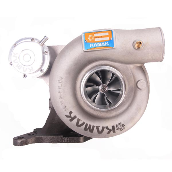 Kamak STS TD06-20GTX Subaru twin scroll turbo