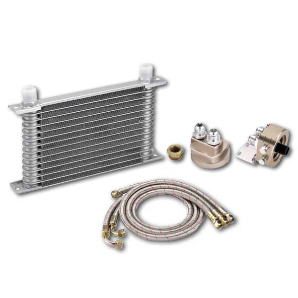 Oil cooler kit (Japanese Type 11 row remote mount)