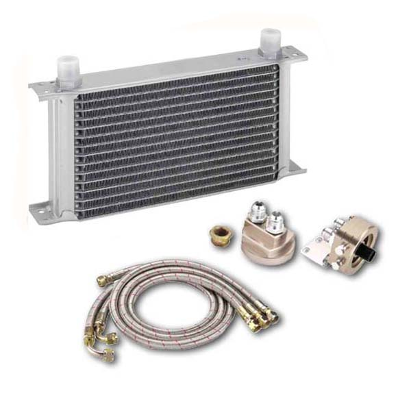 Oil cooler kit (UK Type 15 row, remote mount)