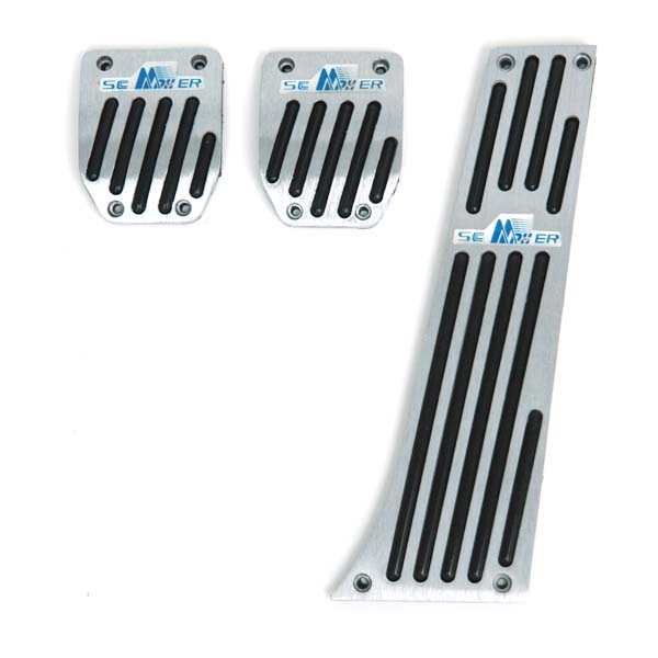 Pedal Pads AC style 3pce kit