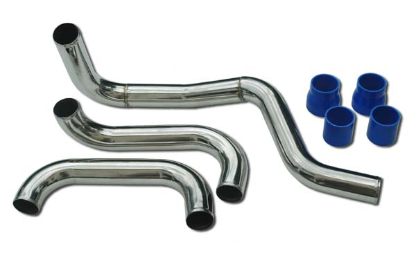 DPR intercooler piping kit – RB25 Stainless Steel