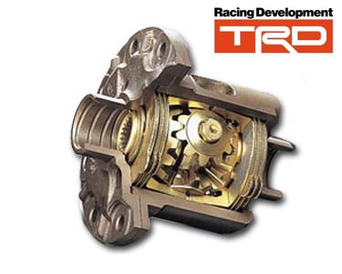 TRD Limited Slip Differential (all models)
