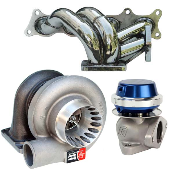 Turbo kit – DPR Toyota Caldina ST215 / ST205 #2