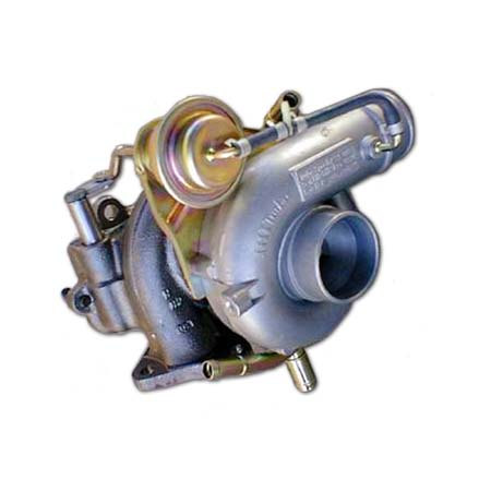 IHI VF22 turbocharger – WRX upgrade