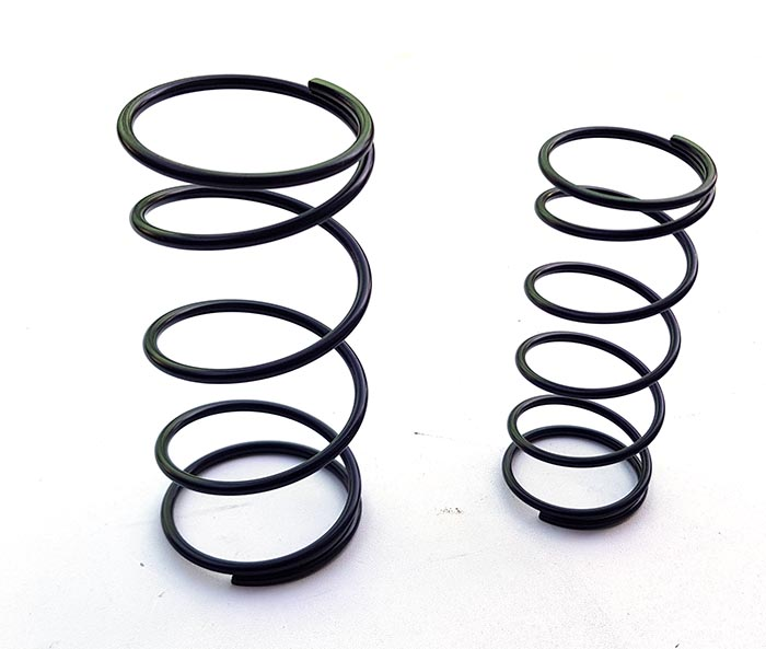 Wastegate spring kit for Tial 38mm wastegate MVS / MVR