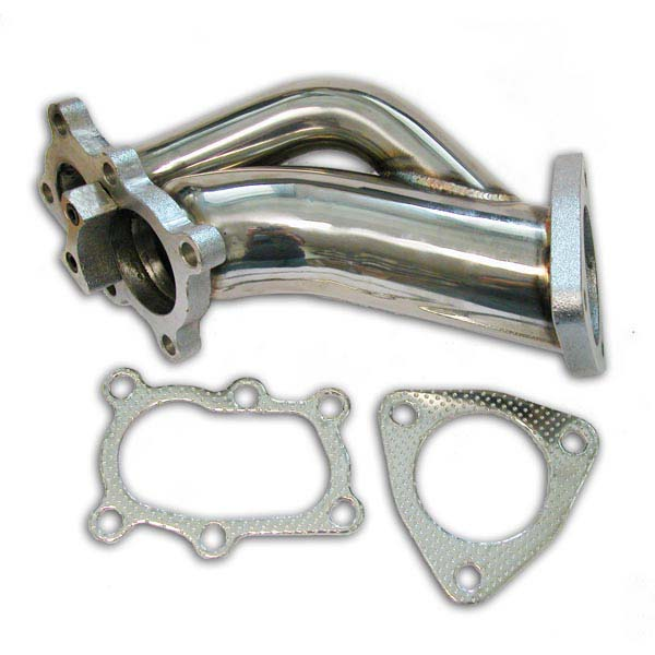 RB20DET / RB25DET turbo dump pipe