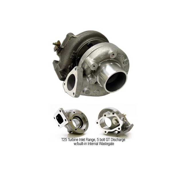 Garrett GT25R ball bearing turbo