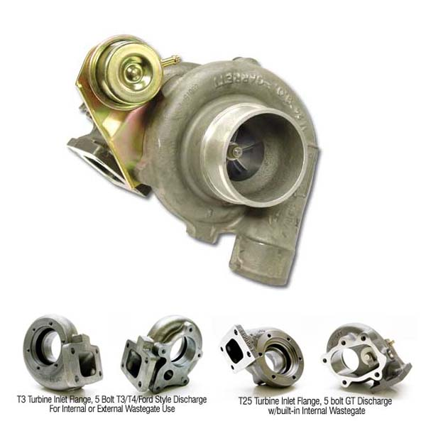 Garrett GT2871R ball bearing turbo