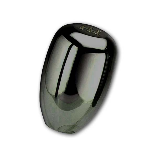 Weighted shift knob 5spd (black chrome)