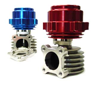 Tial 46mm wastegate (coloured top) WITH FLANGES