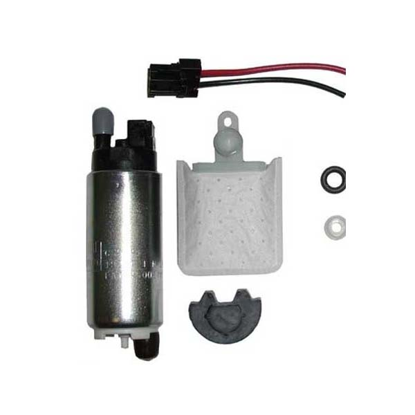Walbro 255 l/hr 500HP fuel pump W/ Fitting kit
