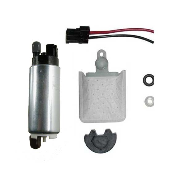 Walbro 190 l/hr 350HP fuel pump W/ Fitting kit