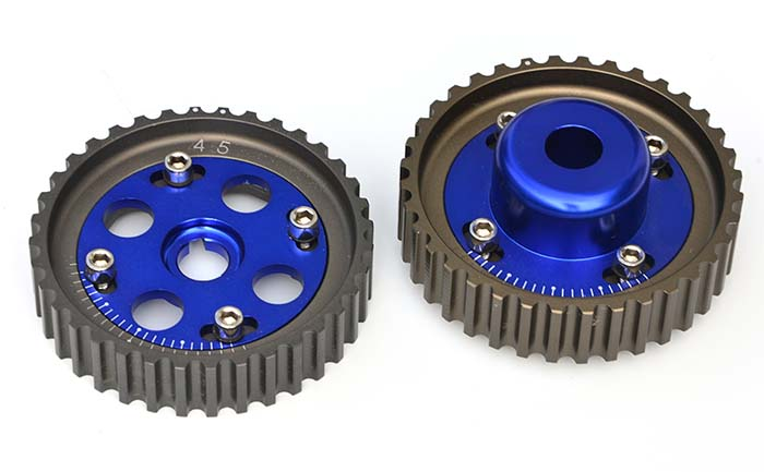 Adjustable Cam Gears Toyota 4AGE 20V