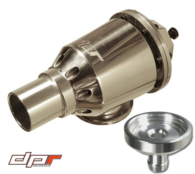 DPR SSQV blow off valve (plumb back version)