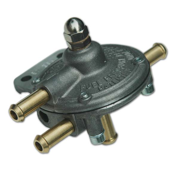 Malpassi Single Carburettor Fuel Pressure Reg (FI)