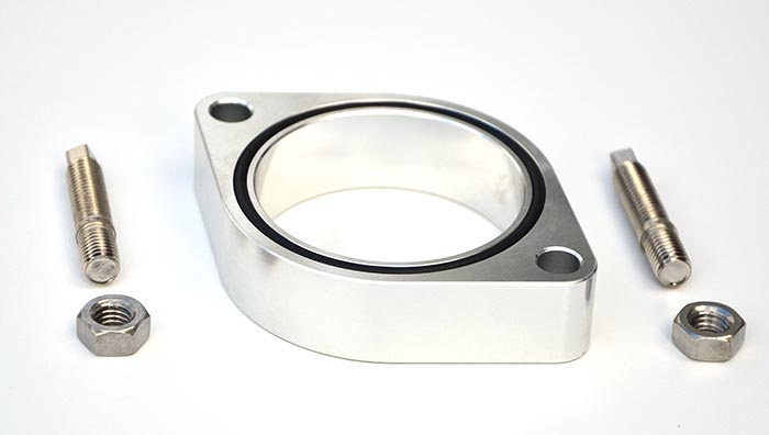 Kinugawa T25 T28 compressor cover inlet spacer