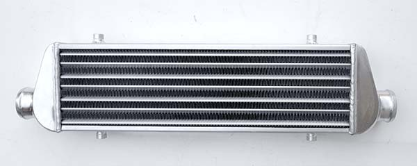 Delta fin Intercooler – 450x140x65