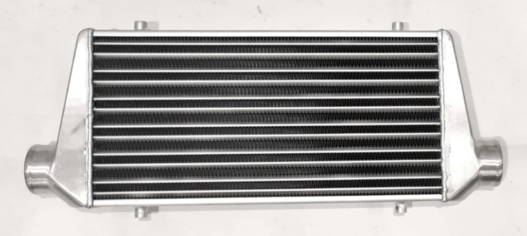 Delta fin Intercooler – 450x230x65